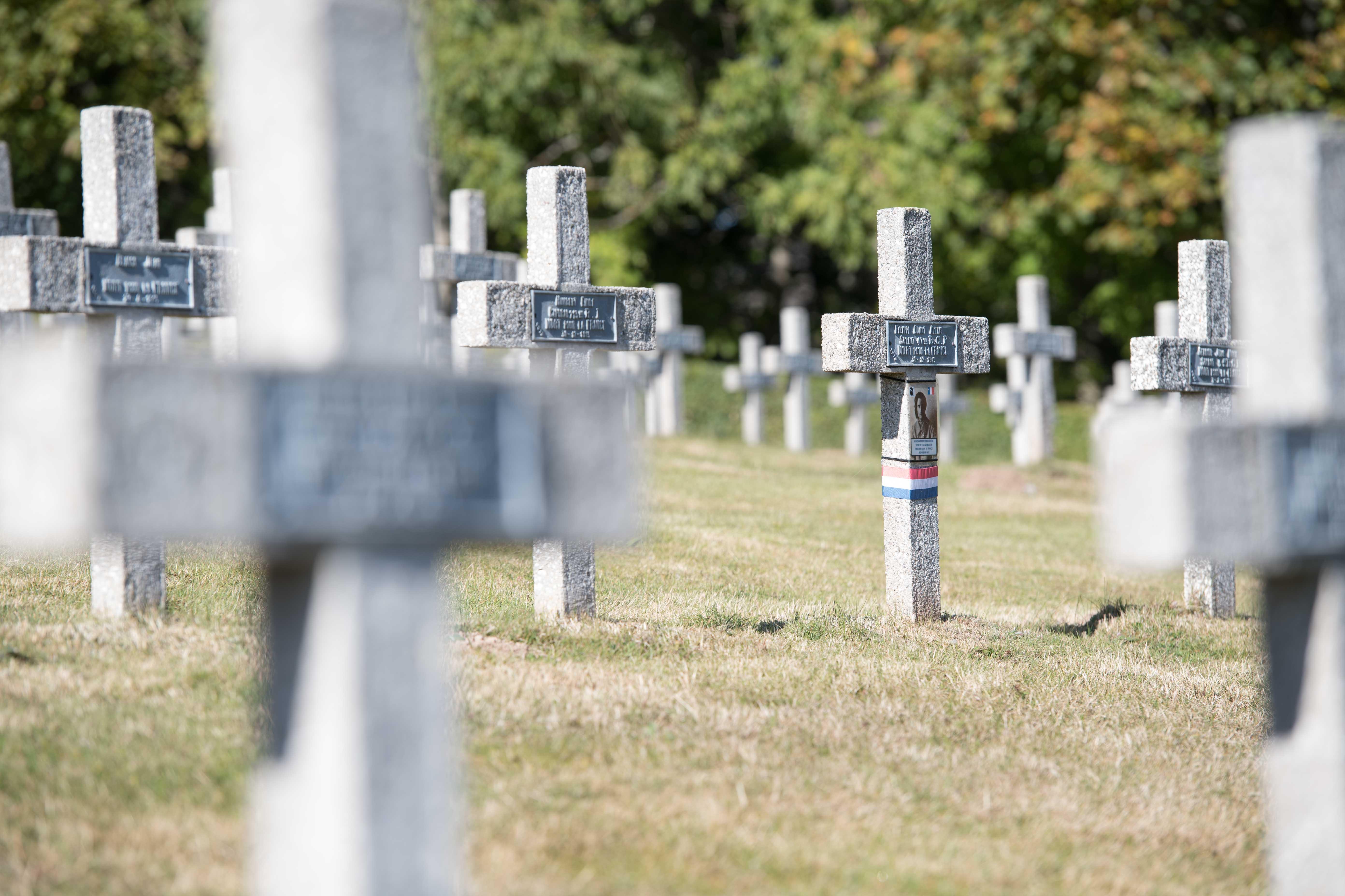 Armeefriedhof